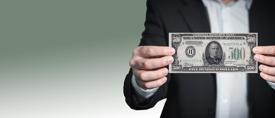 dolary pětistovka