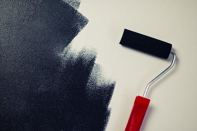 malířský váleček