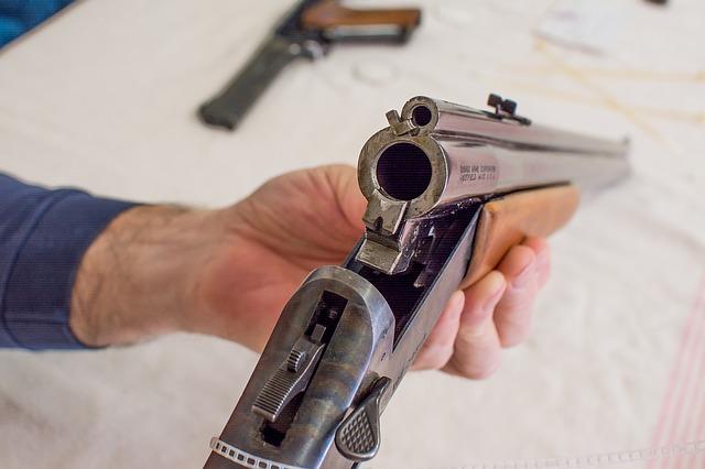 brokovnice zbraň