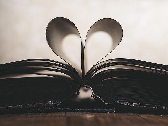 knižní romance