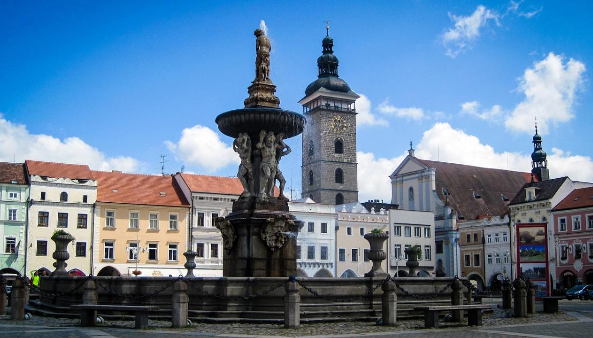 město Budějovice